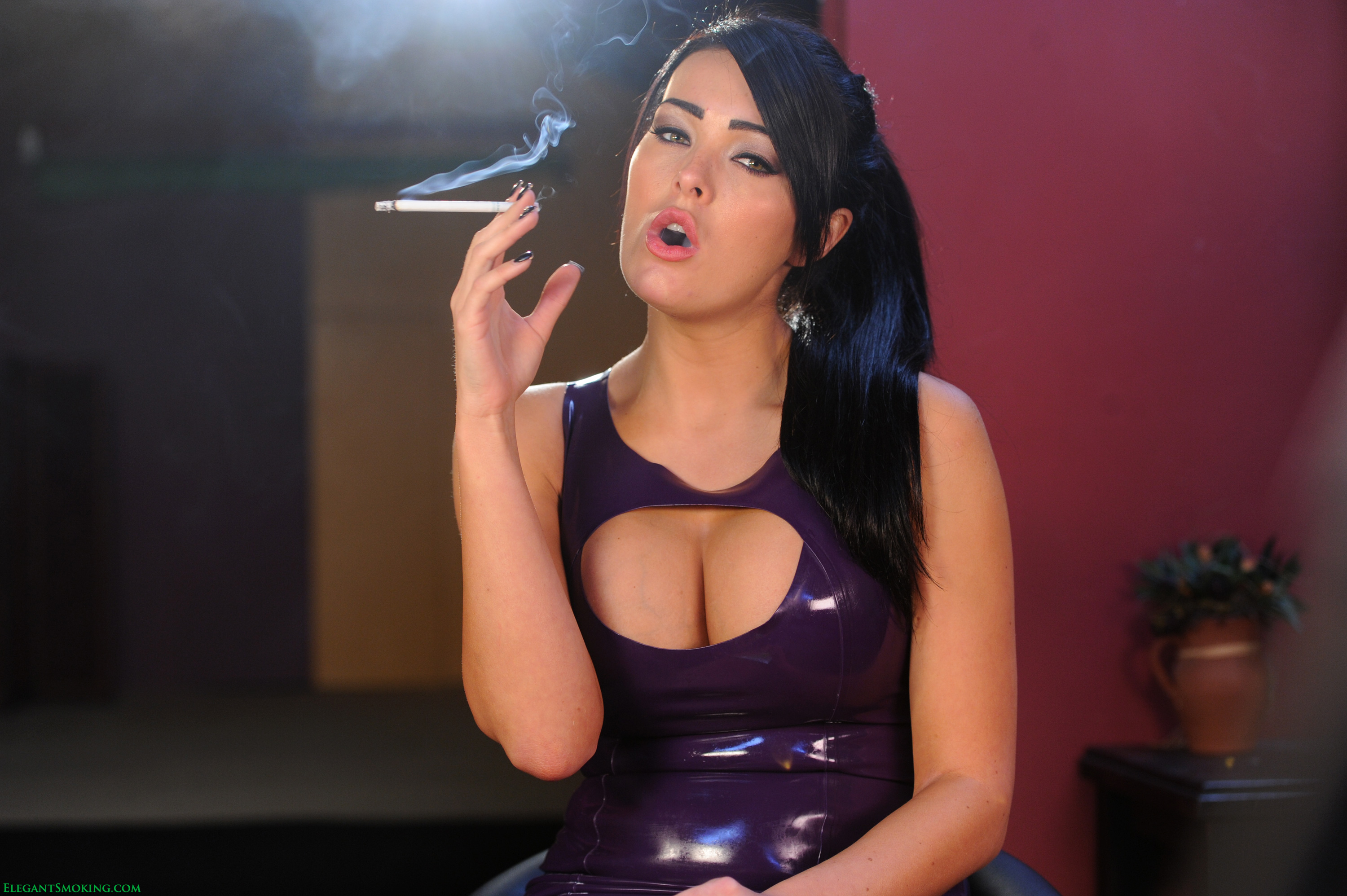 image Smoking hot sasha grey in action